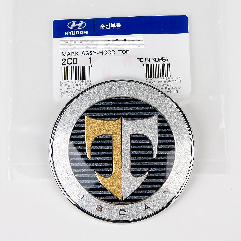 HYUNDAI Genuine 86311-27700 Tiburon Emblem