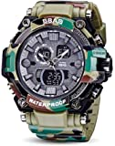 XINEW Analogue Digital Multicolour Watch for Men