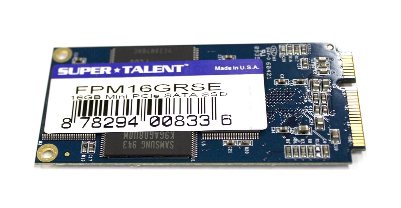 Super Talent Technology FPM16GRSE unidad de estado sólido 16 GB ...