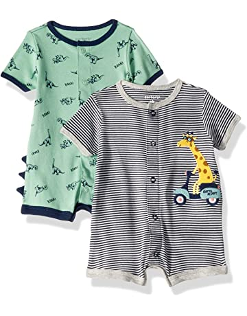 0264b782d One Pieces Rompers Boy's Infants Toddlers | Amazon.com