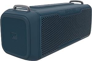 Braven BRV- X/2 - Wireless Bluetooth - Rugged Portable Waterproof Speaker with USB - Blue