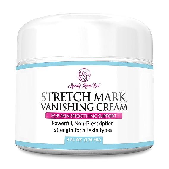 Amazon Com Stretch Mark Cream For Pregnancy Scar Removal 100