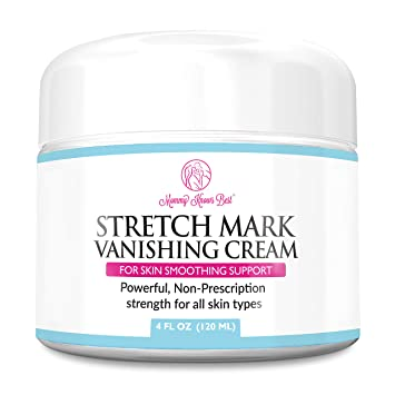Mommy Knows Best Stretch Mark Removal Vanishing Cream Remove Stretch Marks From Pregnancy Clinically Proven Prevention Lotion Therapy Amazon In Beauty