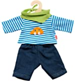Heless 2315Heless Jeans with Striped Shirt for Doll