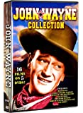 John Wayne Collection: McClintock, Angel and The Badman, Winds of the Wasteland, Blue Steel, The Trail Beyond, John Wayne Retrospective, and more!