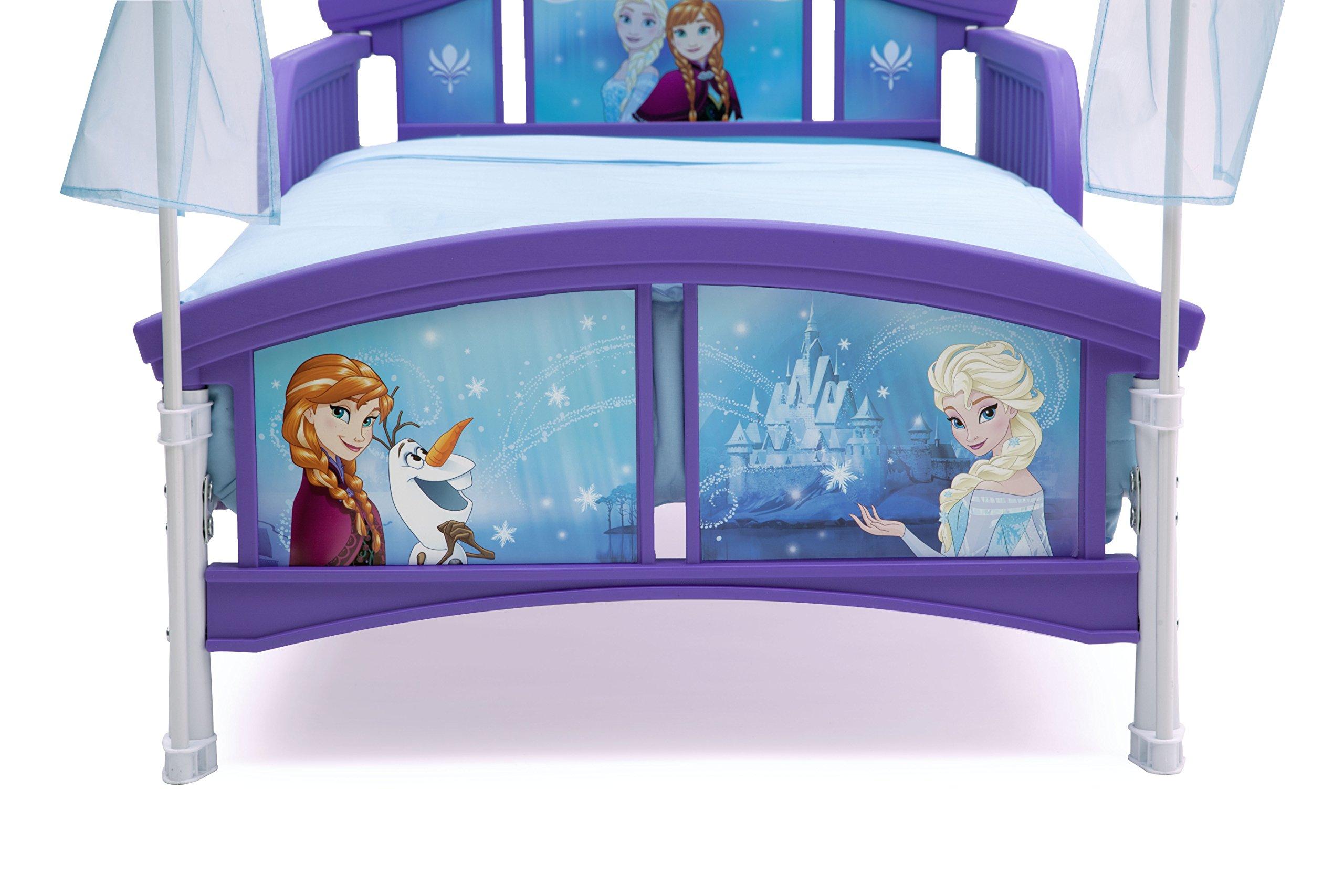 Delta Children Canopy Toddler Bed, Disney Frozen by Delta Children (Image #4)