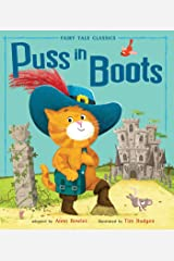 Puss in Boots (Fairy Tale Classics) Library Binding