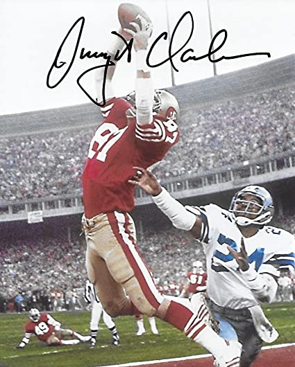 2af8b3f5b3c Image Unavailable. Image not available for. Color  Dwight Clark