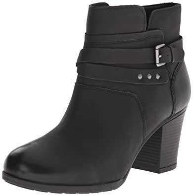 Women's City Casuals Catriona Buckle Boot
