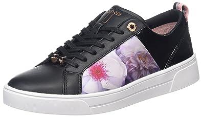9a09dea04f7dc0 Ted Baker Damen Fushar Sneaker  Amazon.de  Schuhe   Handtaschen