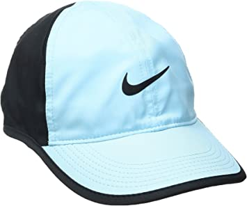 Nike Womens Featherlight Hat (Still Blue, One Size): Amazon.es ...