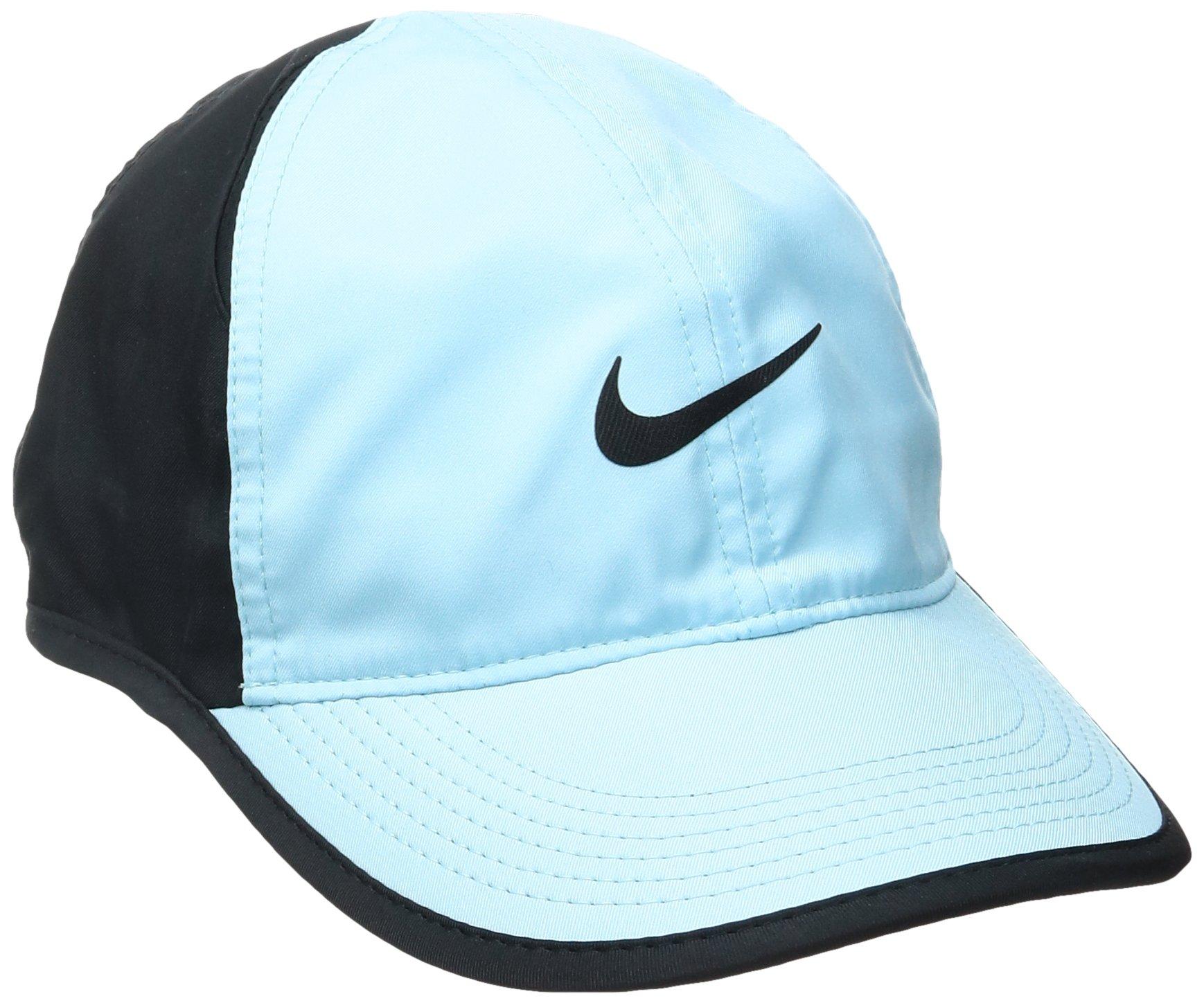 Nike Womens Featherlight Hat (Still Blue, One Size)