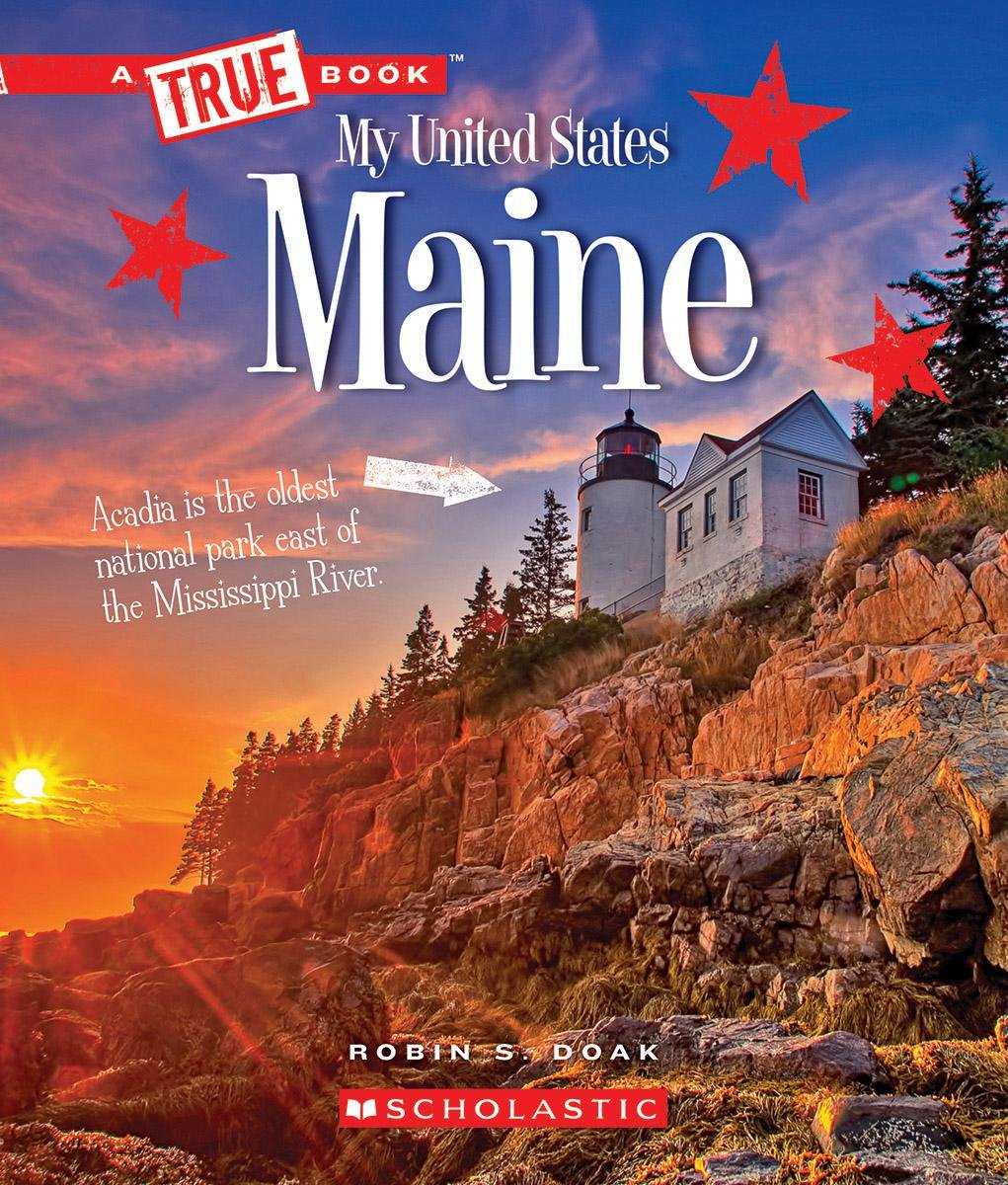 Maine (True Book My United States)