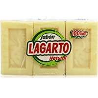 Lagarto - Jabón Natural 750g - Pack