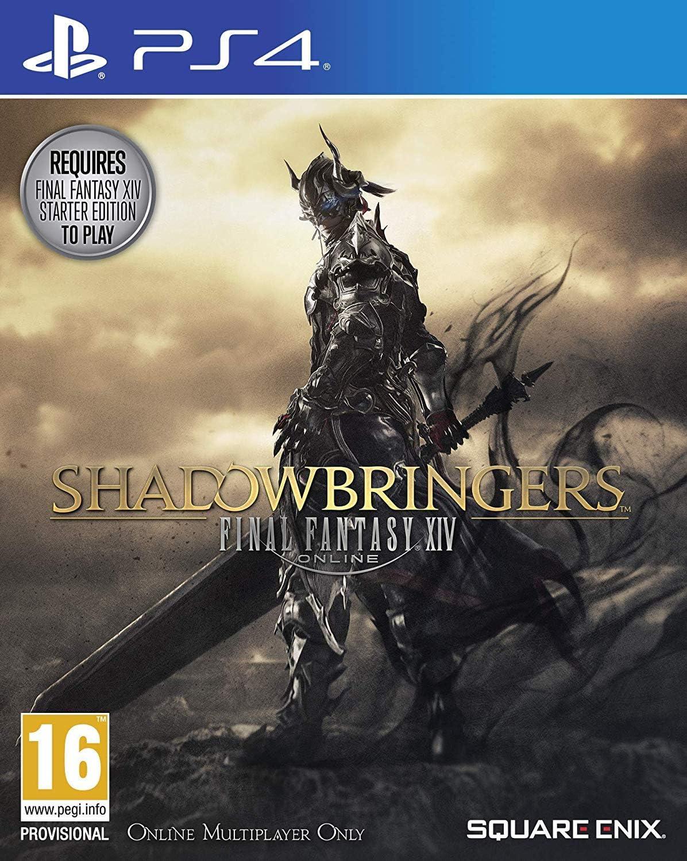 Final Fantasy XIV: Shadowbringers (PS4): Amazon.es: Videojuegos