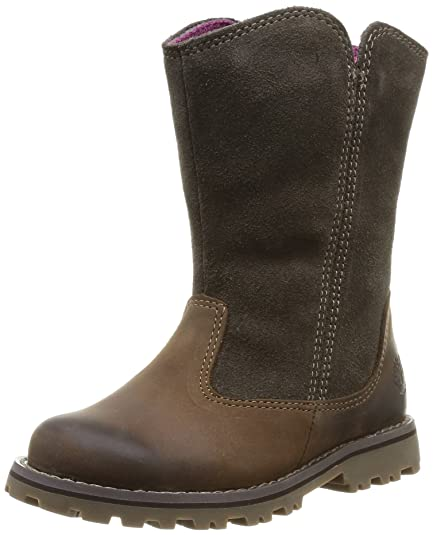 Timberland Asphalt Trail Skyhaven, Girls' Boots, Brown (Brown), 10 UK