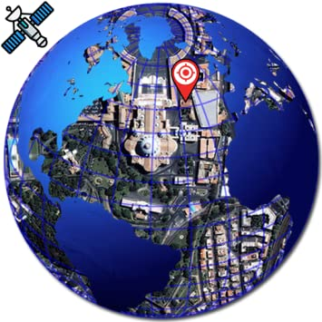 Amazon.com: Real Live Earth Map & 360 Street View: Appstore for
