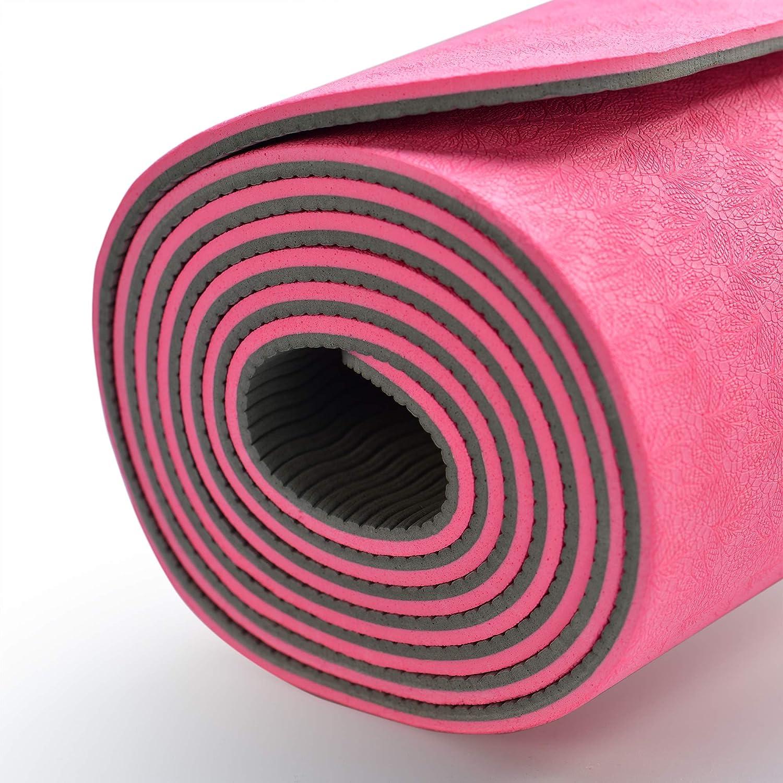 Estera para Yoga y Fitness Nilas Pro