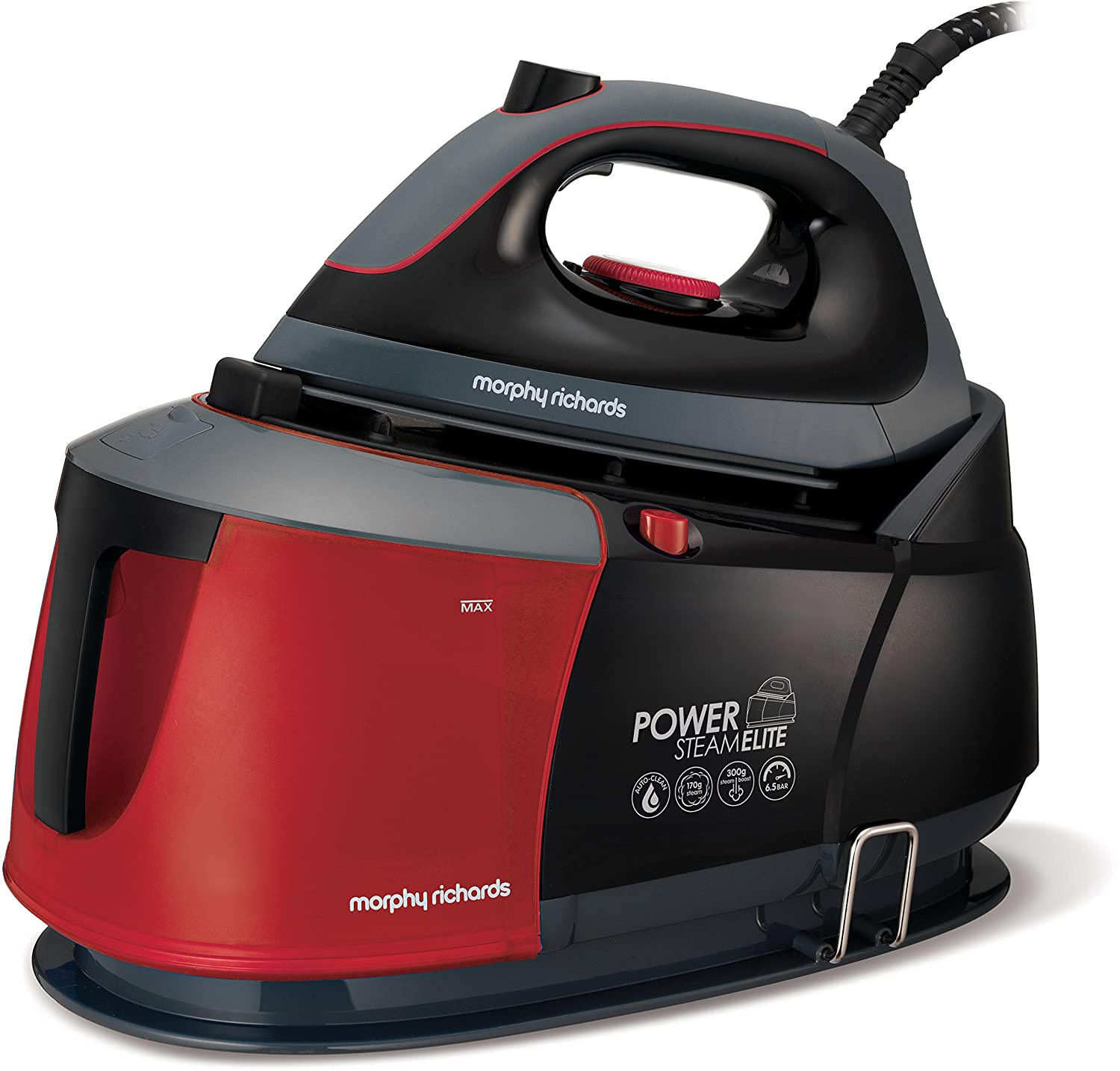 Morphy Richards Power Steam Elite Steam Generator Iron with