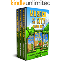 Murder in the City Boxed Set: Country Girl in the Big City Cozy Mystery, Books 1 - 3 (Country Girl in the Big City Cozy…