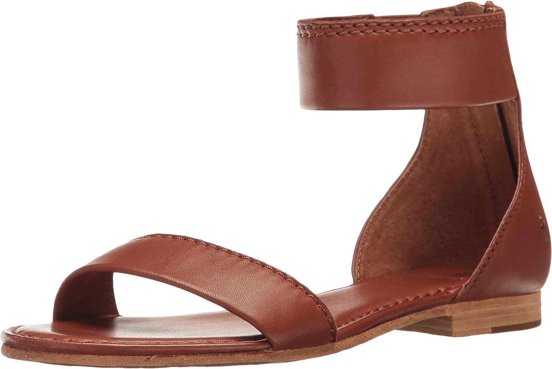 Carson Ankle Zip Gladiator Sandal