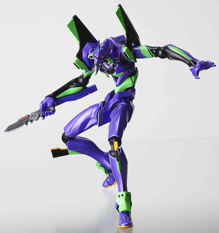 Revoltech: 067 Neon Genesis Evangelion Eva Test Type-01 New Movie ...