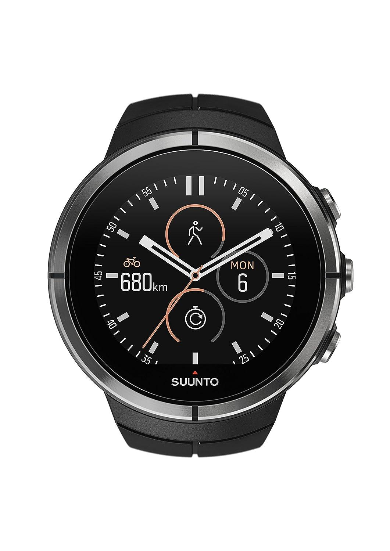 Suunto Spartan Ultra Reloj GPS unisex para atletas multideporte h batería resistente