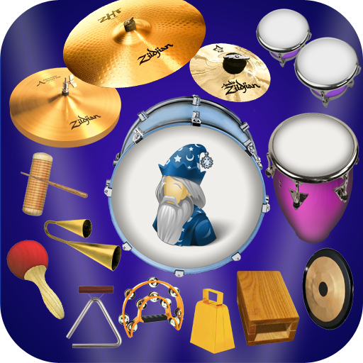 Percussion Drum Wizard (Ad Free)