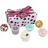 Bomb Cosmetics Luxury Ballotin Assortment Bath Set - 6 Pieces [Packaging may vary]