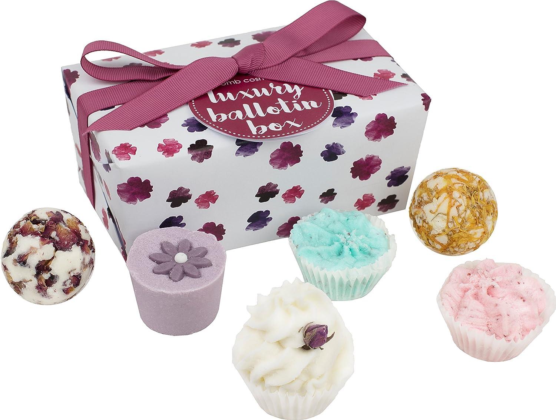 Bomb Cosmetics Luxury Ballotin Assortimento Bath Gift Set KARMA40