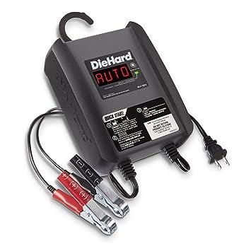 Amazon.com: DieHard 71321 Cargador de batería inteligente ...