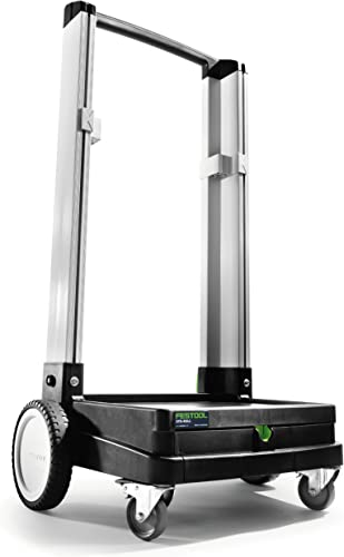Festool 498660 SysRoll Systainer and Storage Dolly