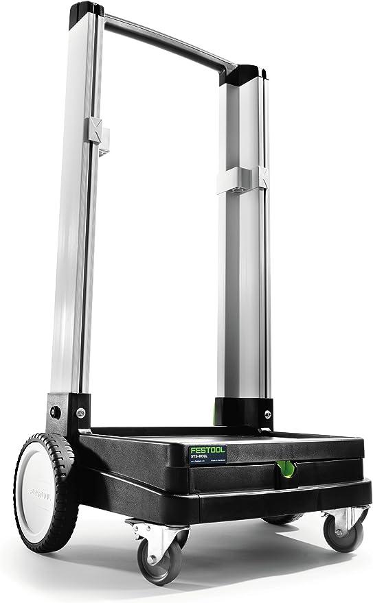 TANOS Transportroller SYS-ROLL lichtgrau Tragkraft bis 100 kg für Systainer