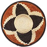 Four Star Autumn Bloom Raffia Fruit or Display African Basket Home Decor