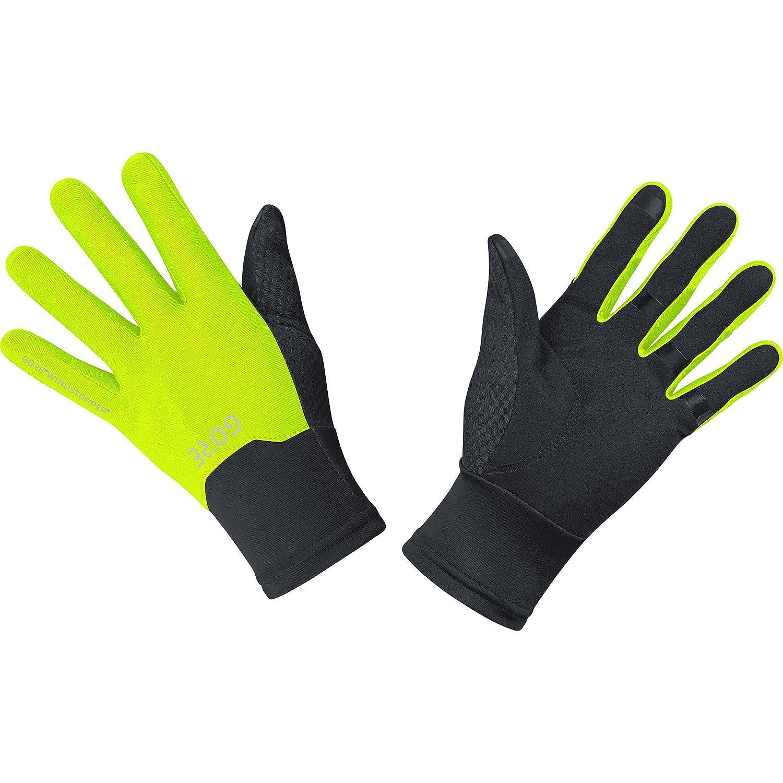 GORE Wear Winddichte Handschuhe, M GORE WINDSTOPPER Gloves, Größe: 5, Farbe: Schwarz, 100115