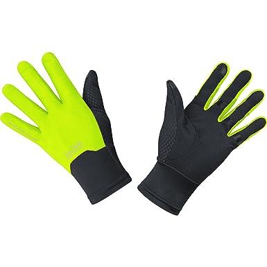 2965cb08680c77 GORE WEAR Herren M Windstopper Handschuhe: Amazon.de: Bekleidung