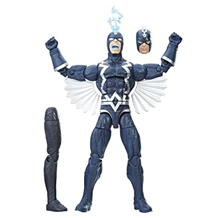 047b9e00352 Amazon.com  Marvel Black Panther Legends Series Black Bolt