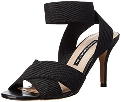 f8eae6cfd5f Amazon.com  French Connection Women s Luana Dress Sandal  Shoes