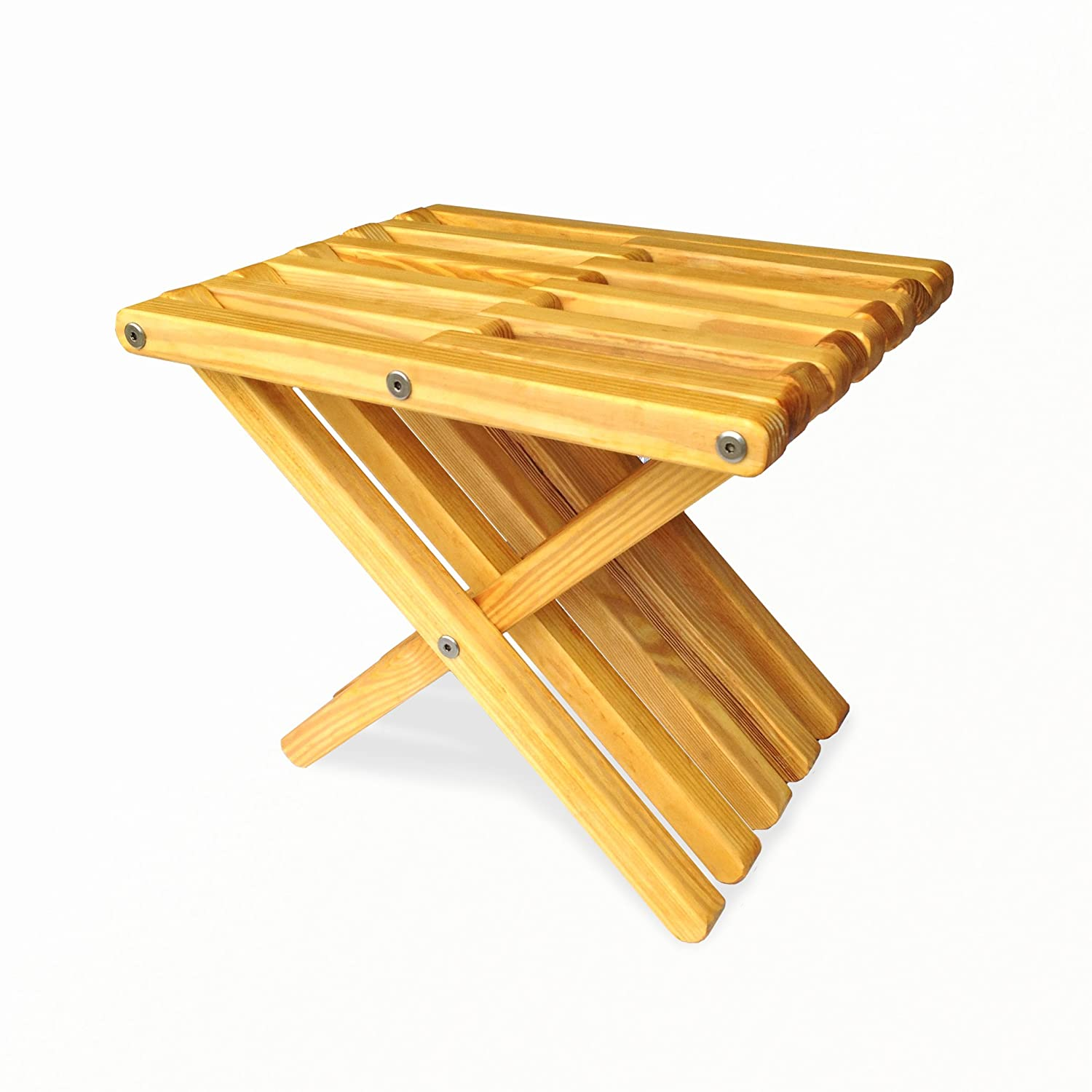 Stool X30, Honey, Natural