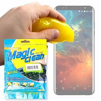 DURAGADGET Potente Gel Limpiador para Smartphone Blackview BV6000 ...