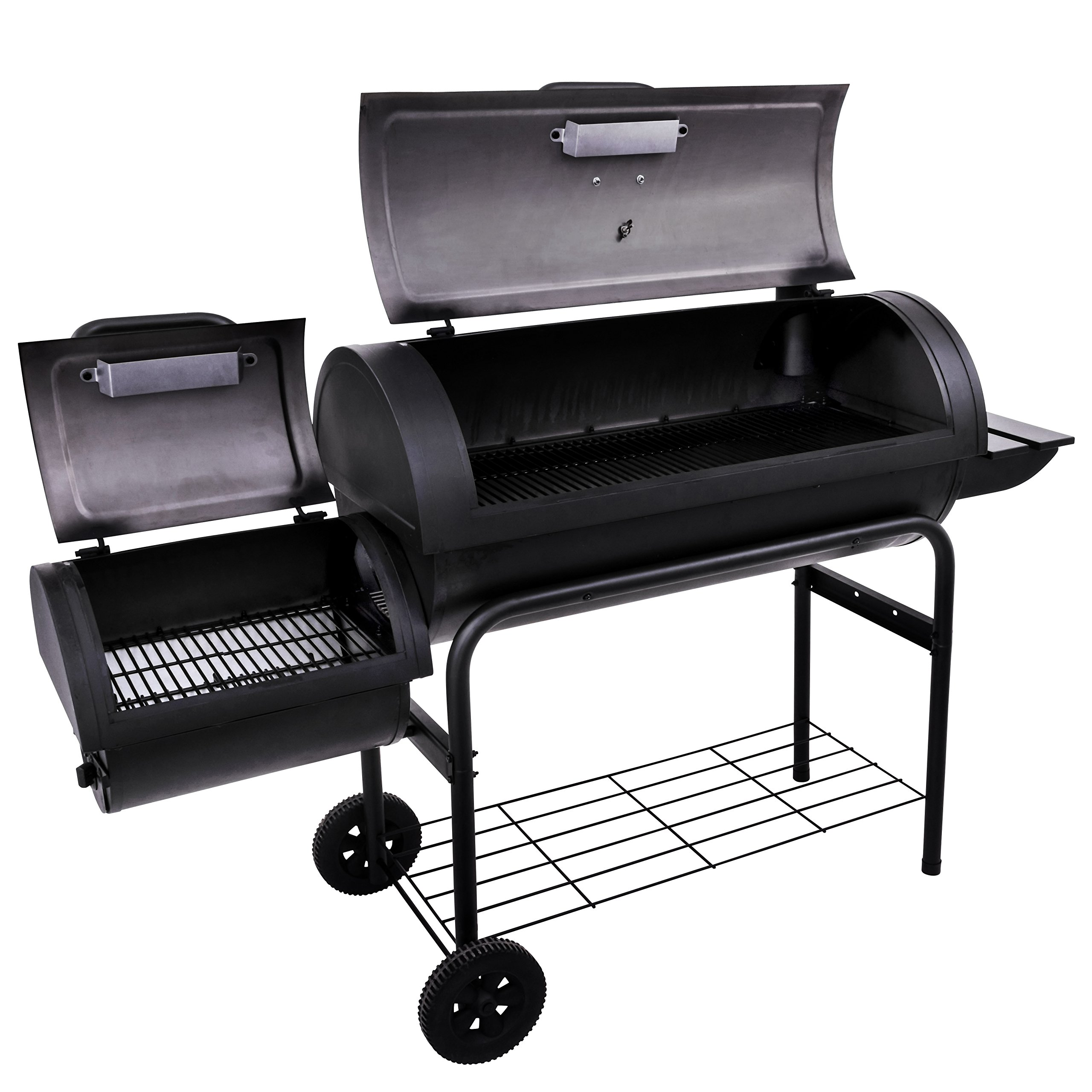 Char-Broil Offset Smoker, 40'' by Char-Broil (Image #5)