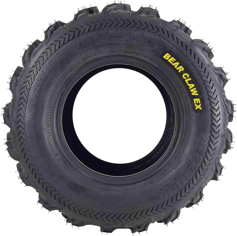 Kenda Bear Claw EX 22x11-10 Rear ATV 6 PLY Tires Bearclaw 22x11x10-2 Pack
