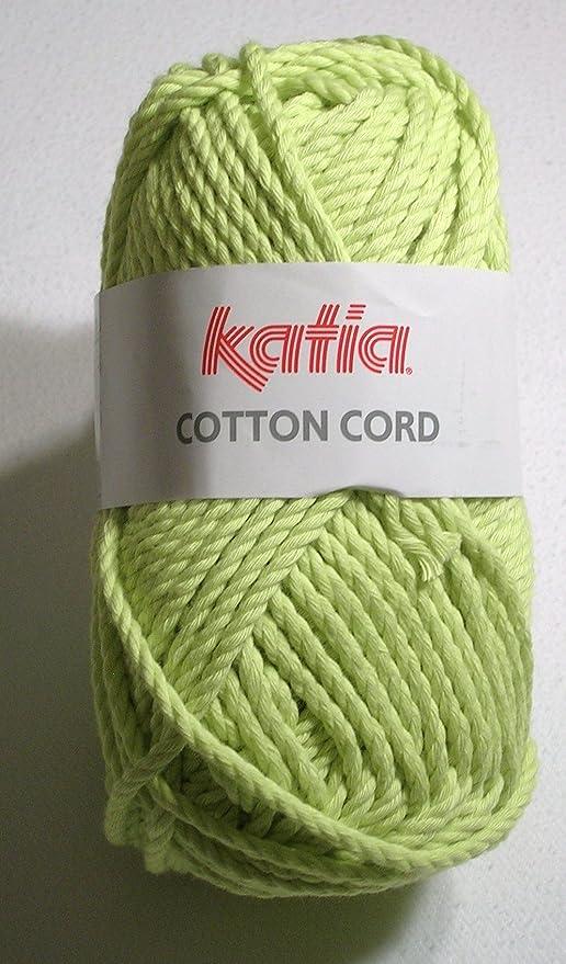 De pana de algodón, hilo de algodón grueso cordón óptica, verde ...