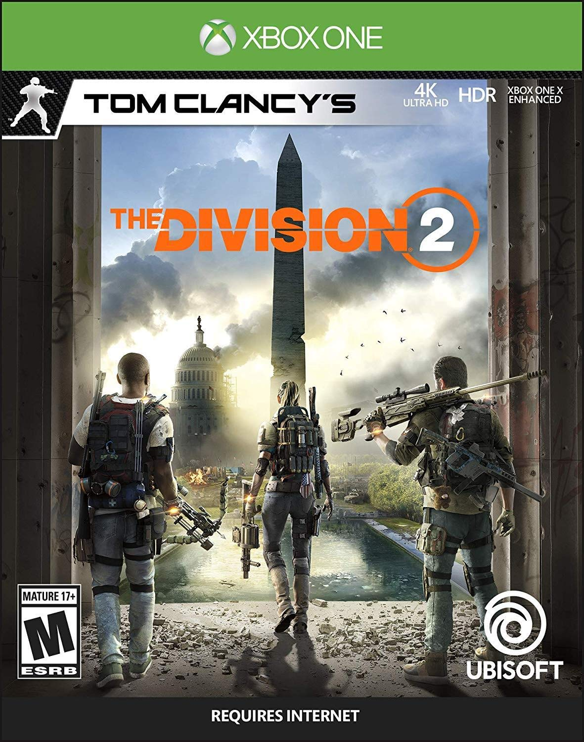 Tom Clancy's The Division 2 - Xbox One Standard Edition