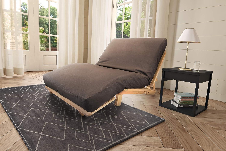 KD Frames Lounger most comfortable sleeper chair