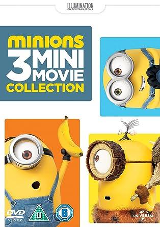 Amazoncom Minion Mini Movies Edizione Regno Unito Import