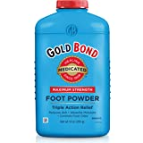 Gold Bond Maximum Strength Foot Powder, 10 Ounces