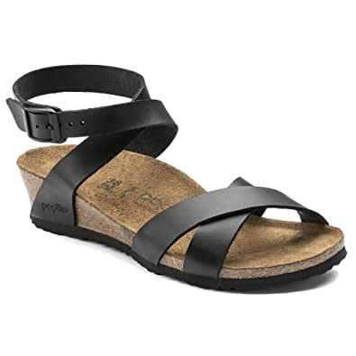f121e6392d Amazon.com | Birkenstock Lola Wedge Limited Edition Papillio Narrow Sandal  - Women's | Flats