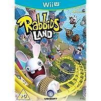 [Import Anglais]Rabbids Land Game Wii U