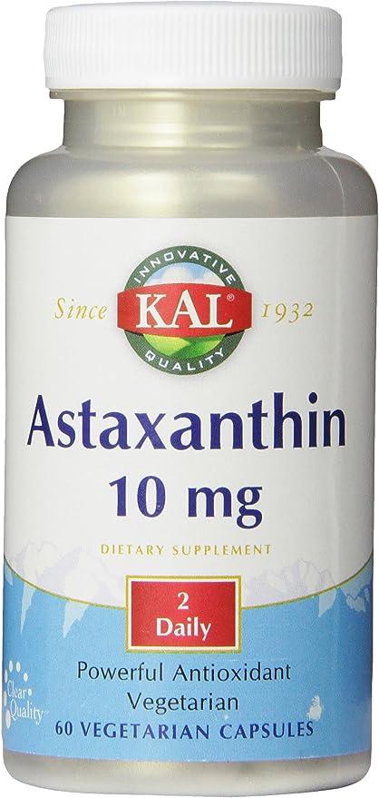KAL Astaxanthin Capsules